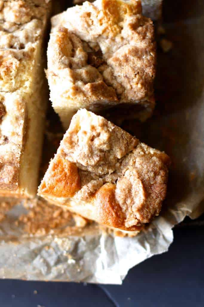 Thick Buttery Coffee Cake