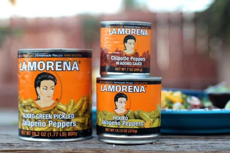 La Morena!