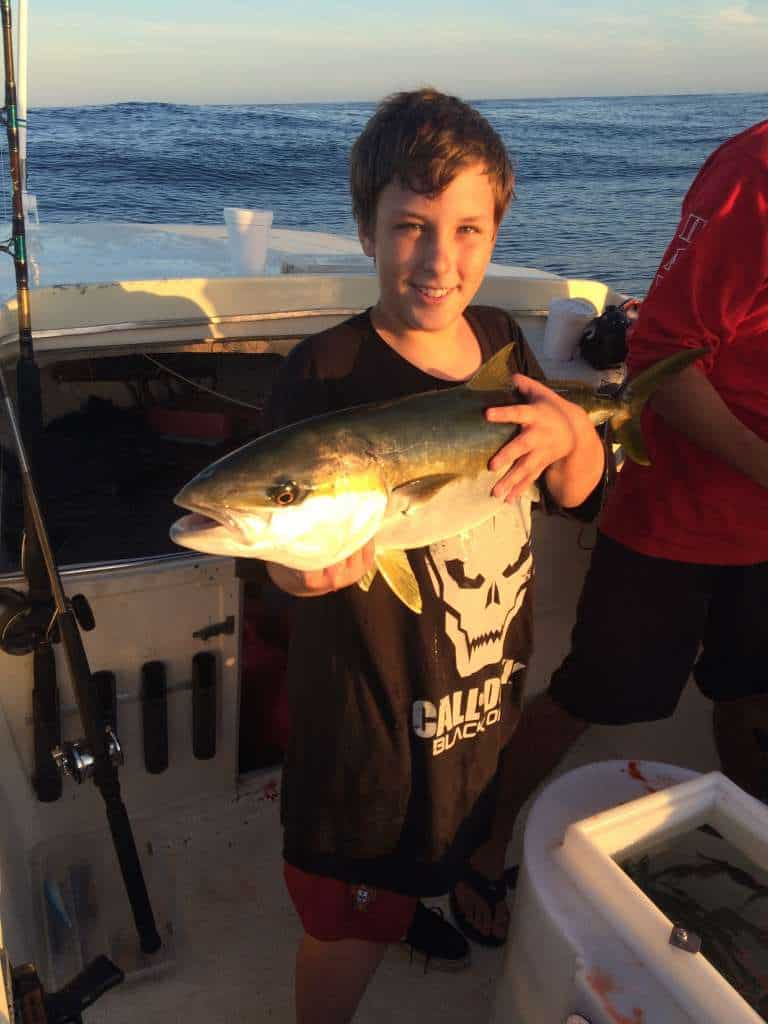 philippe fishing