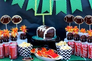 At-Home Tailgating Party