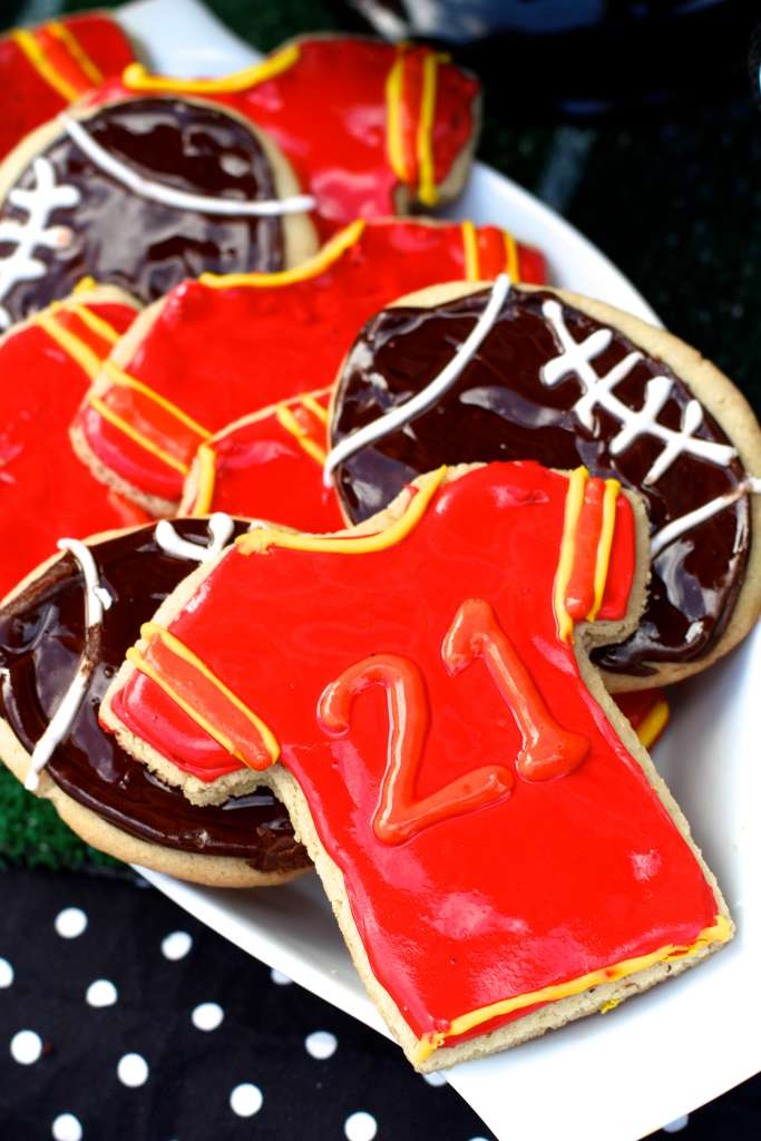 Jersey Sugar Cookies