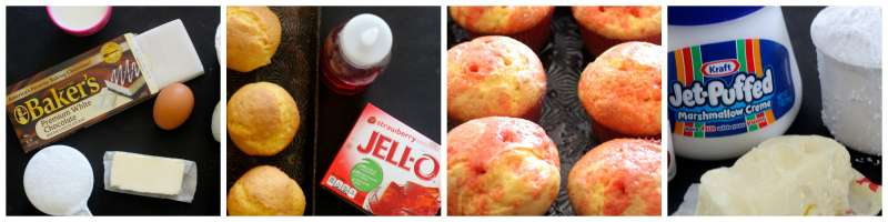 brain cupcake ingredients