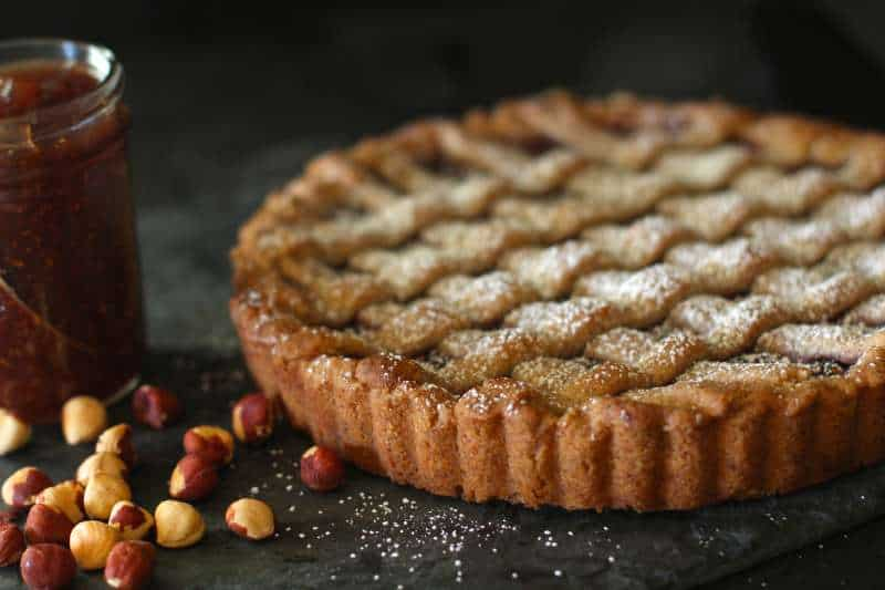 Whole Linzer Torte