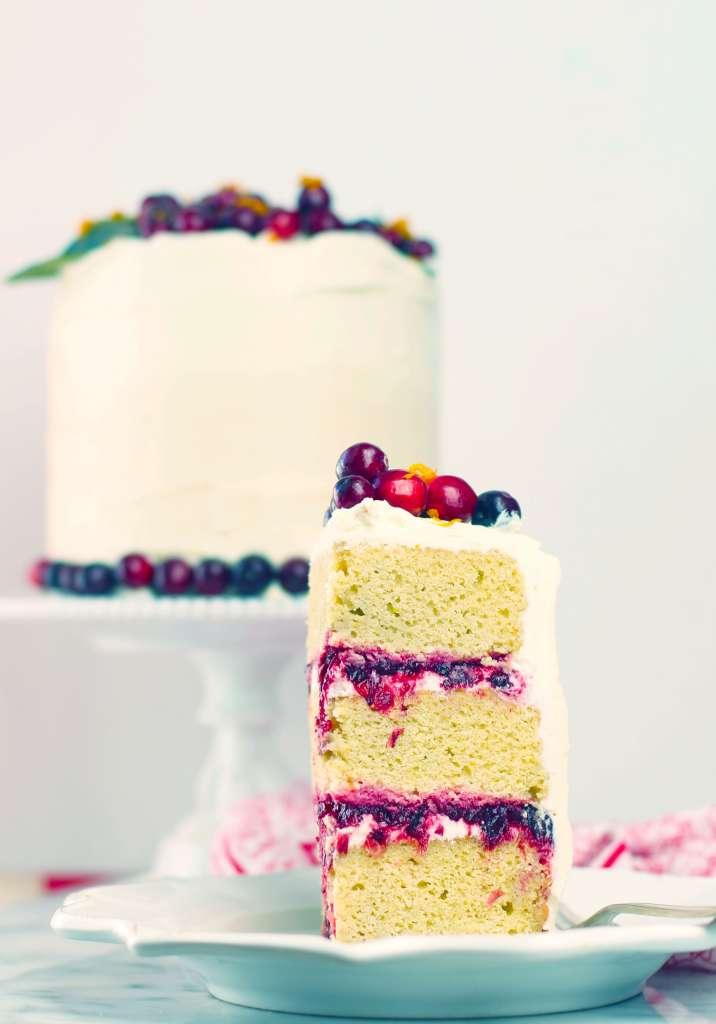 cranberry cake 2