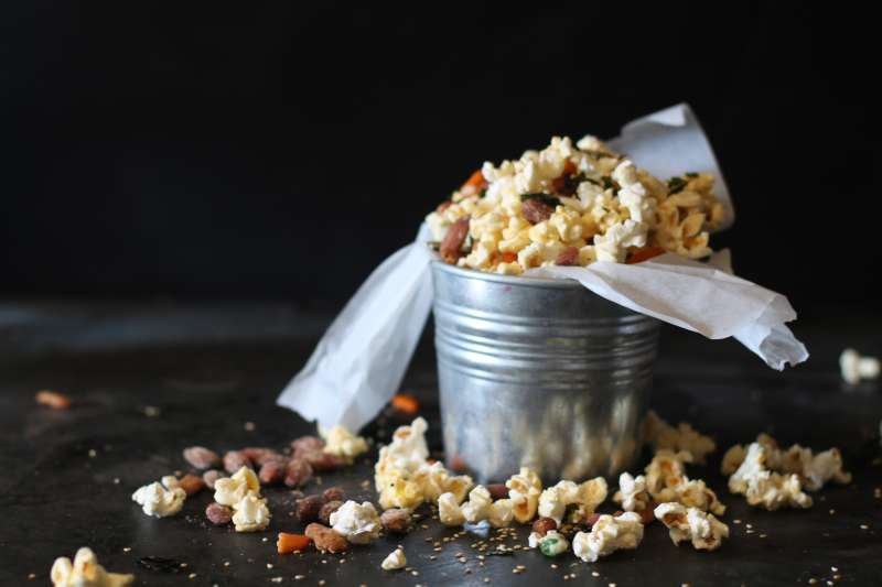 Game Changing Popcorn