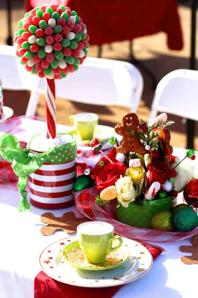 Kid's Holiday Tea Party