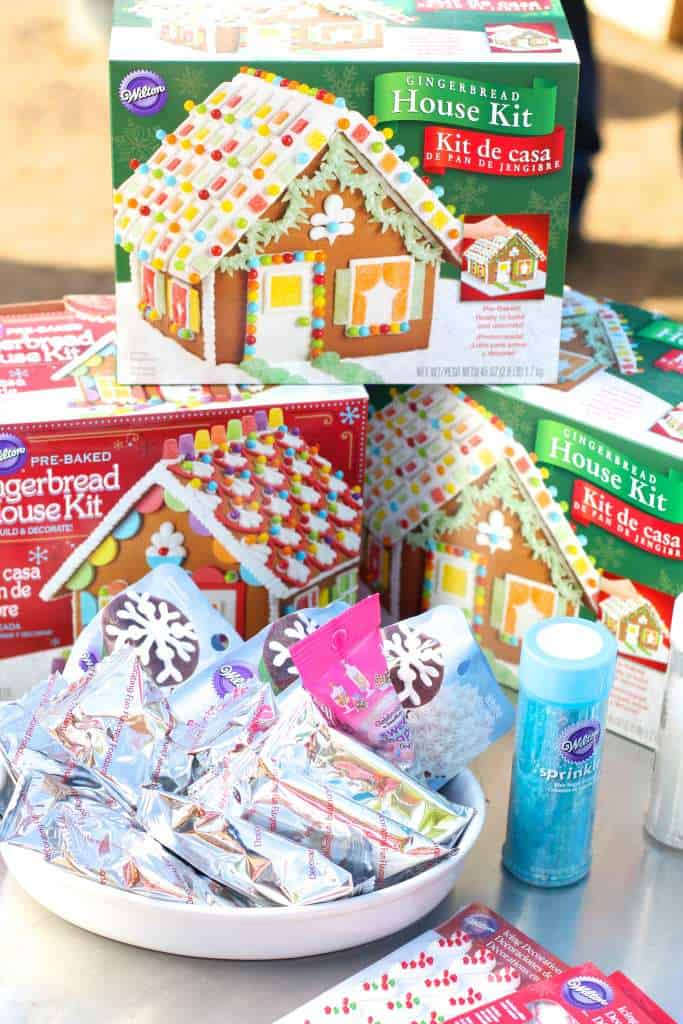 Wilton Gingerbread Houses