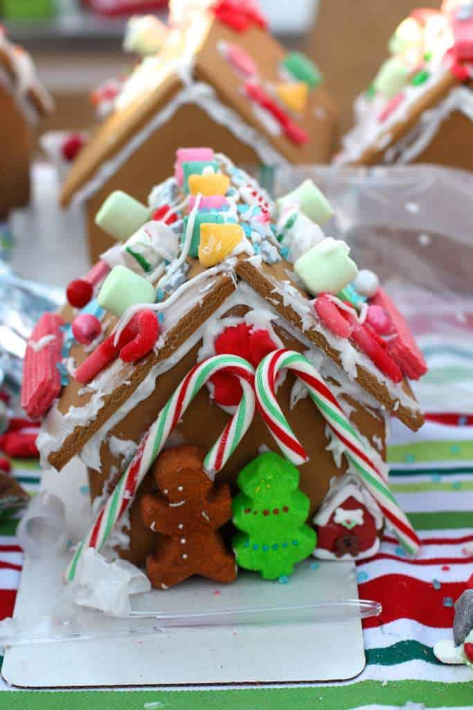 Fun Gingerbread House Decorating Party Tea Party