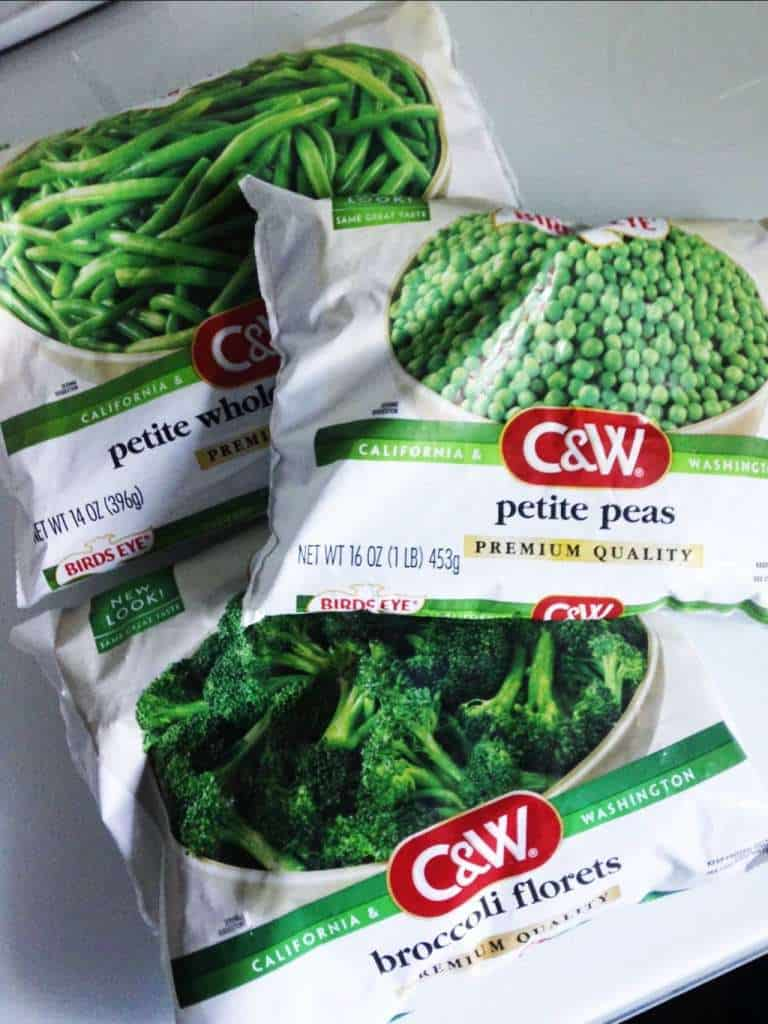 C&W Vegetables