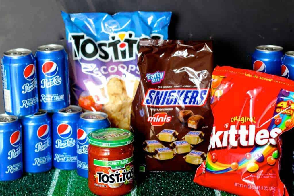 Snack Stadium Essentials