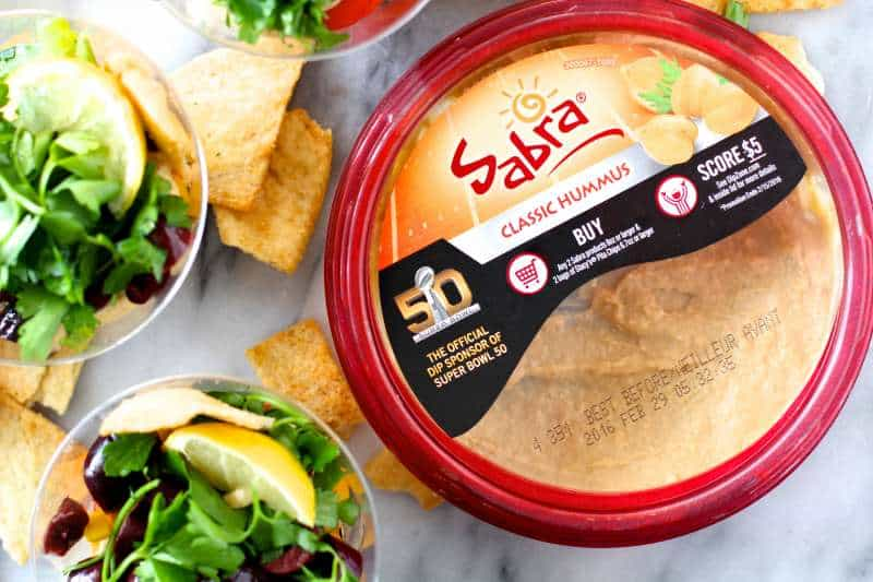 Hummus 7 Layer Greek Dip