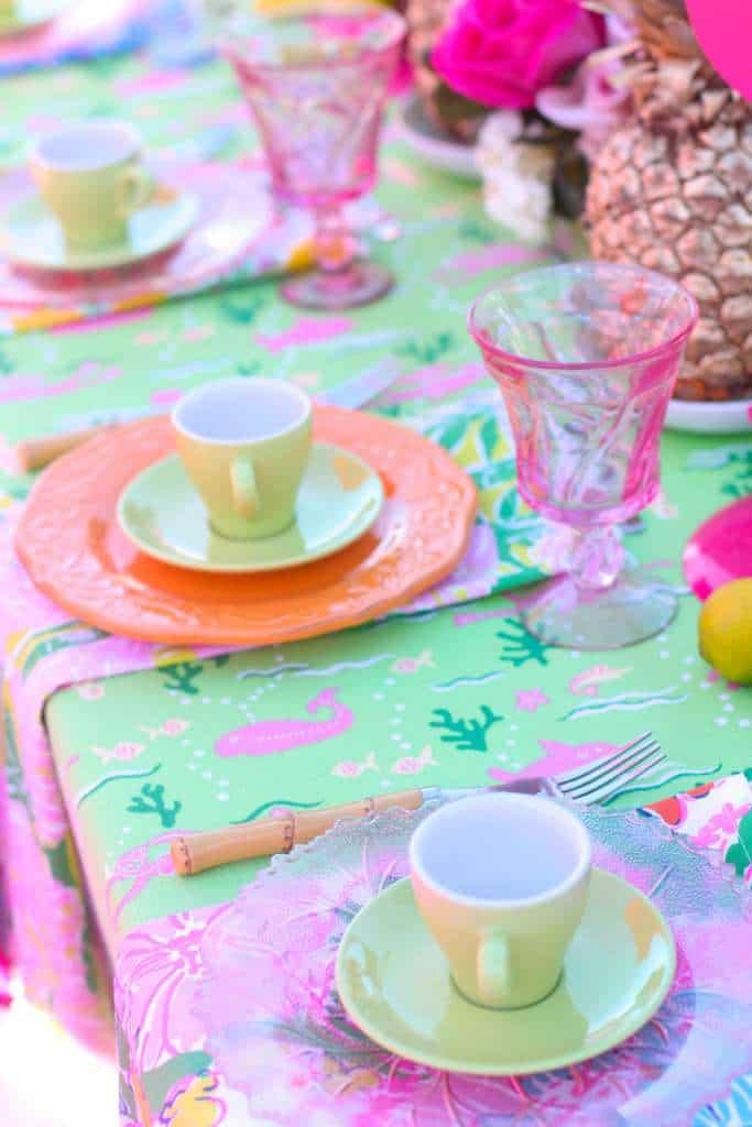Spa Day Tea Party