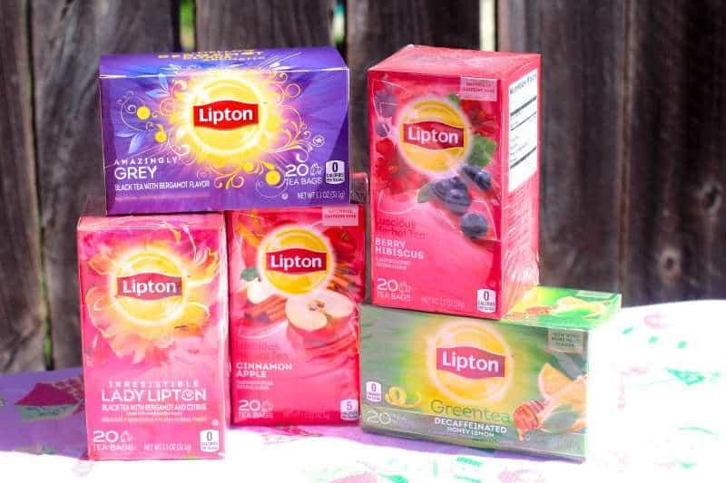 Lipton Tea- Spa Day Party