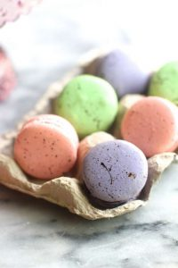 Easter French Macarons