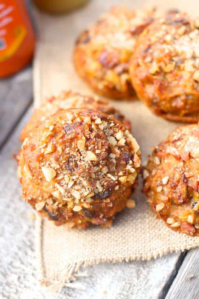 Energy Packed Muffins