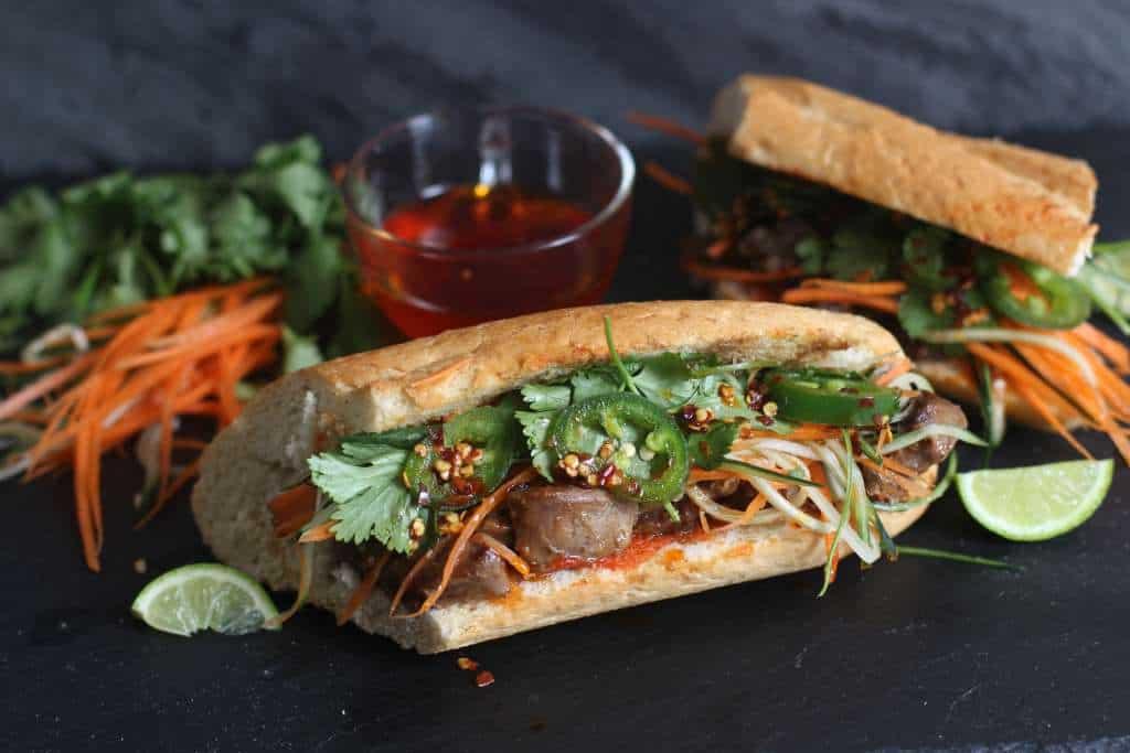 Delicious Osso Bucco Sandwiches