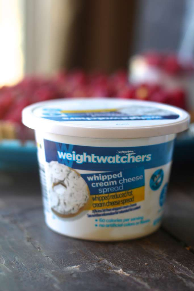 Weight Watcher Whipped Cream Cheese