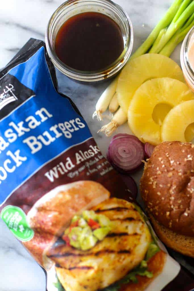 Swap your burger for these Wild Alaskan Pollock Burgers