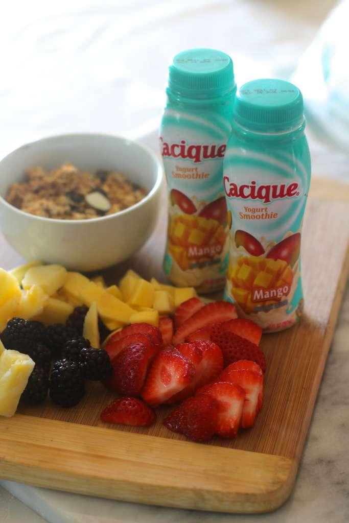Breakfast Smoothie Bowls