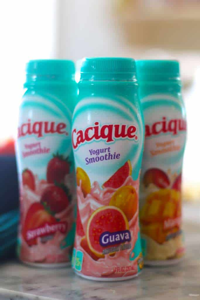 Cacique Yogurt Smoothies