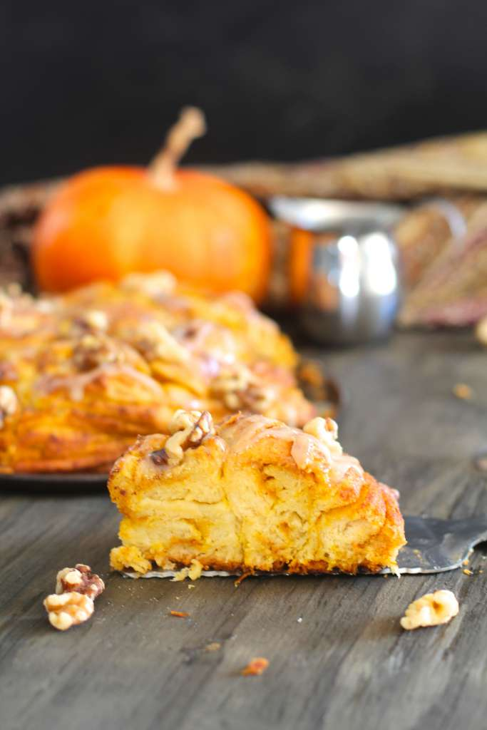 Pumpkin Breakfast Bread