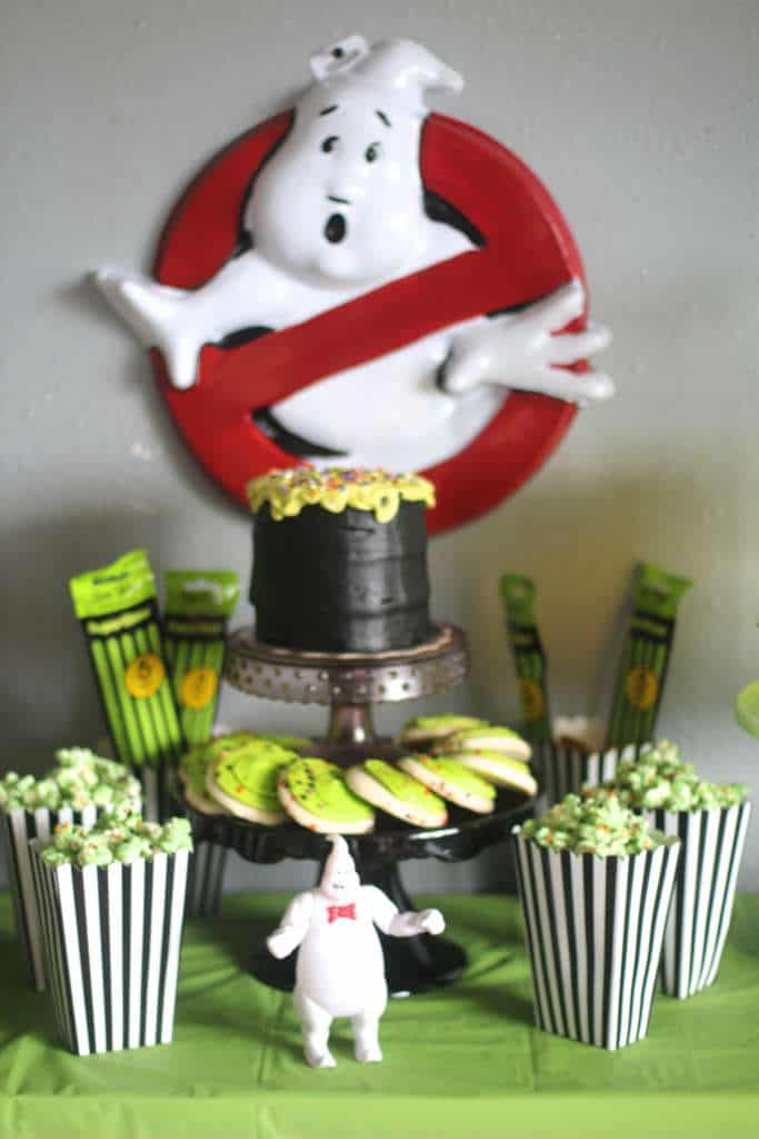 Ghostbusters Movie Night Watching Party