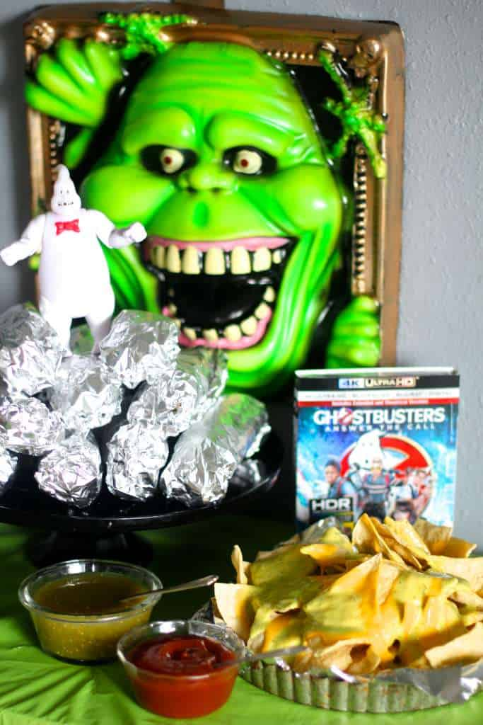 Ghostbusters Watching Party