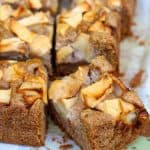 Easy Apple Almond Cake