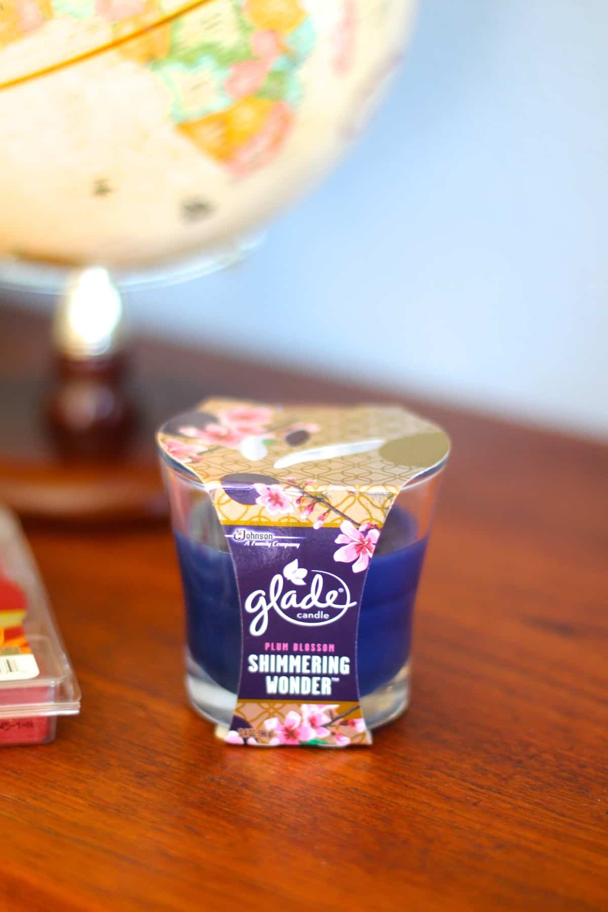 Glade Holiday Candles