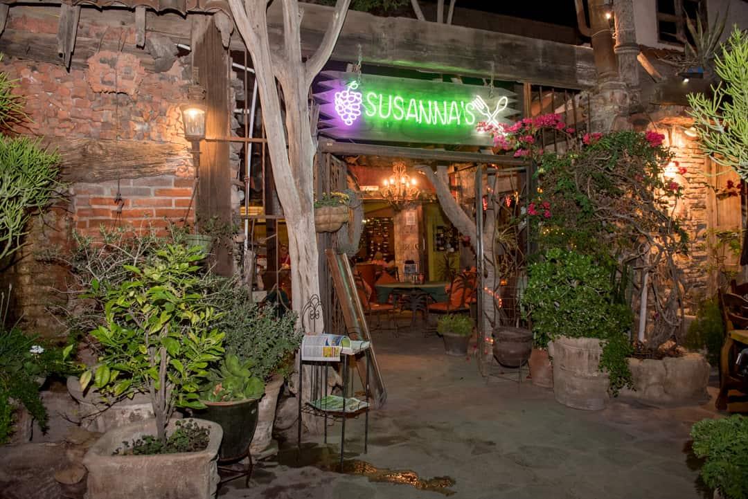 Susannas Rosarito, Mexico