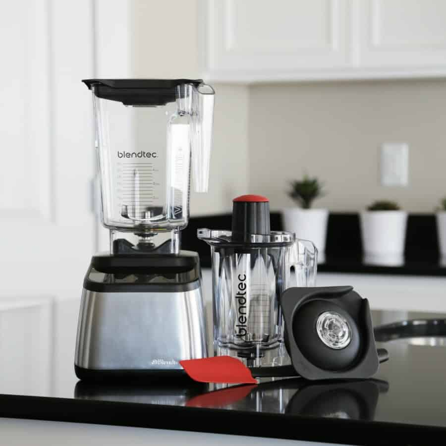 Blendtec® Blender Designer 725 and Twister™ Jar