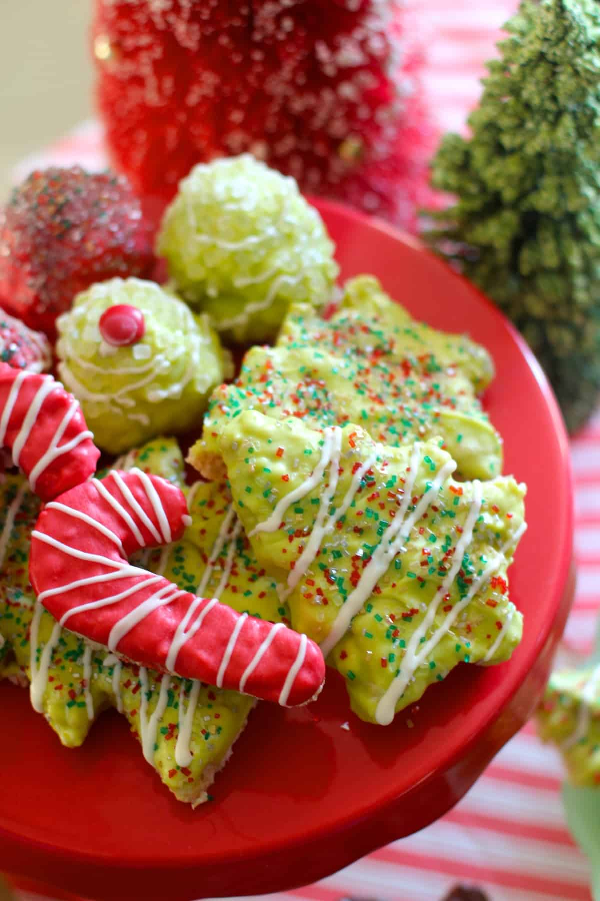 Rice Krispies Holiday Cut-Out Treats