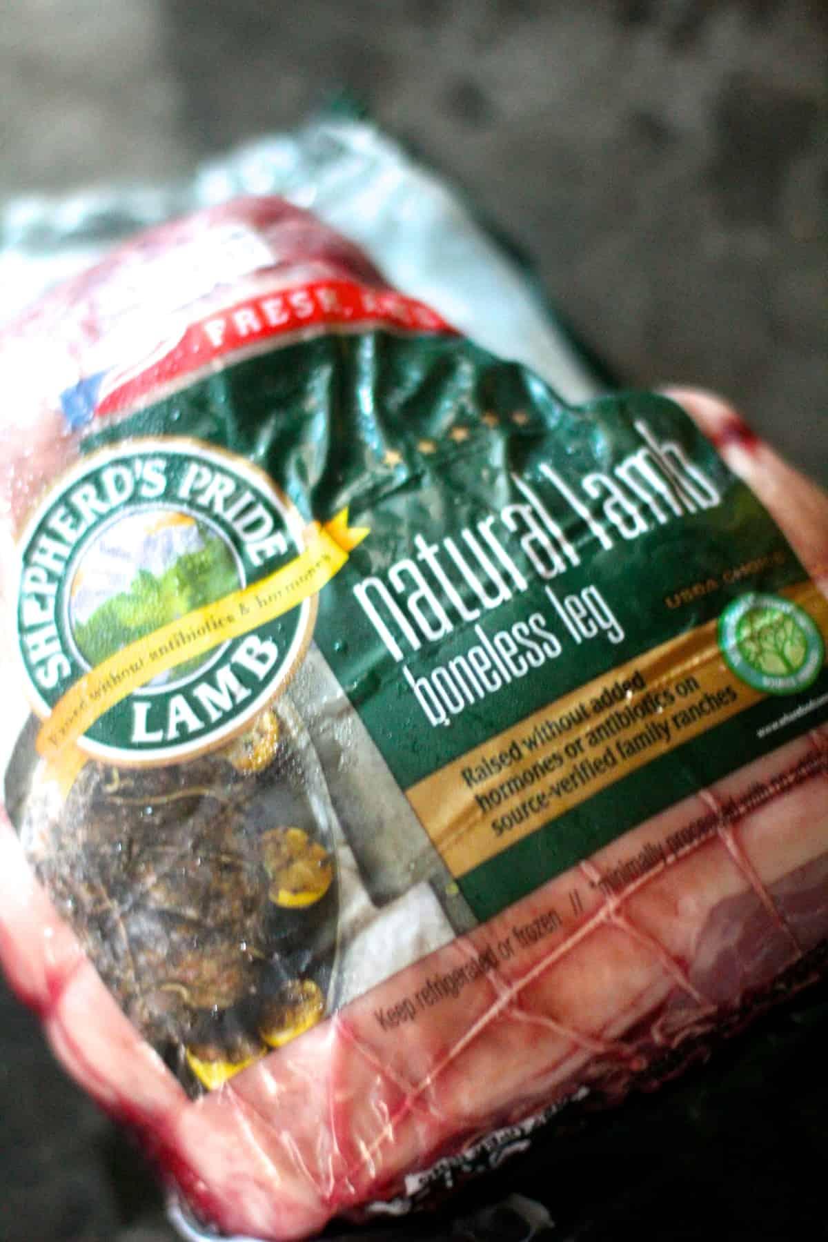 Fresh US Lamb Roast