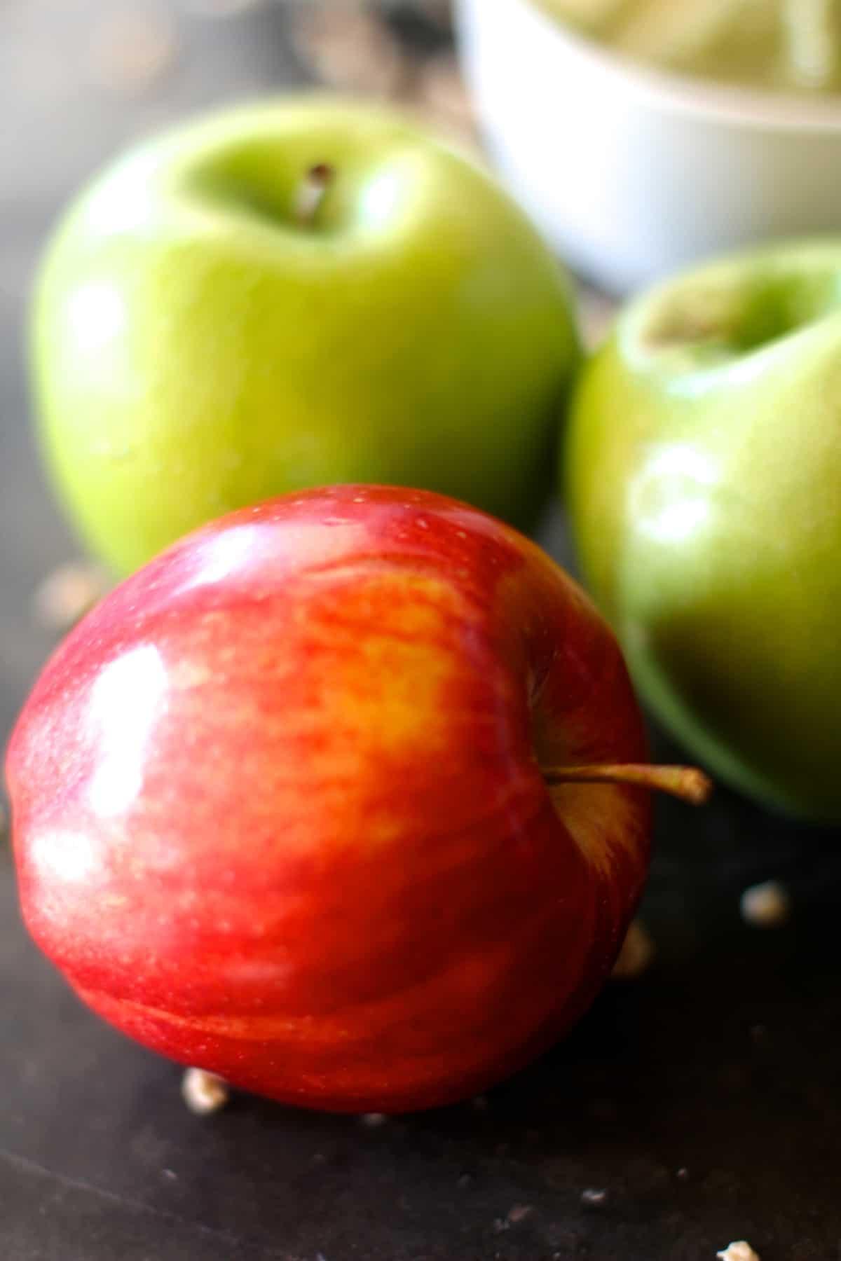 Fresh US grown apples