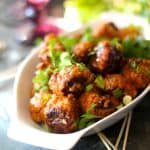 Easy Spicy and Sweet Turkey Meatballs