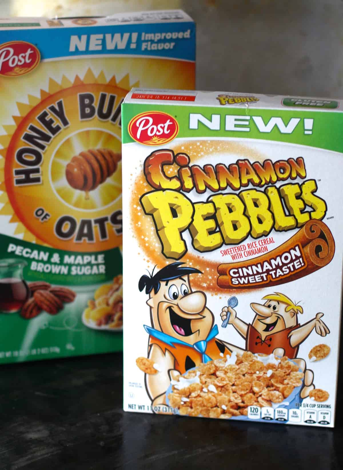 New Cinnamon Pebbles