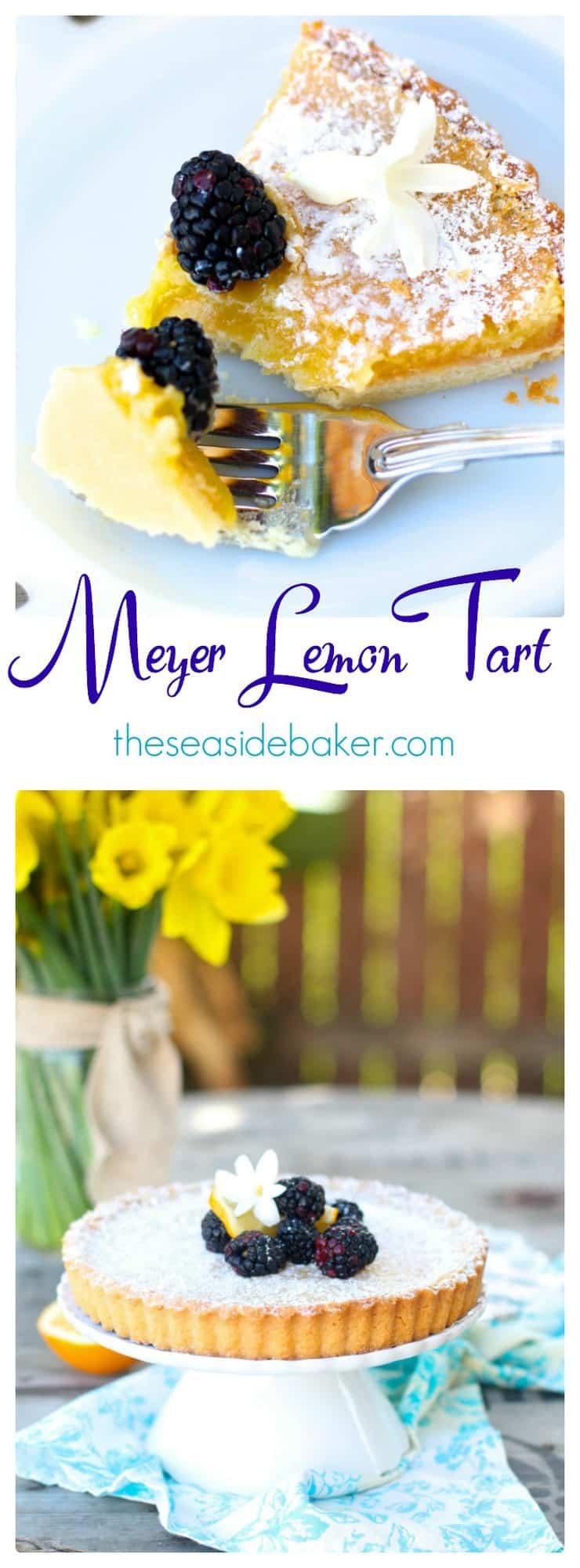 Meyer Lemon Tart -2