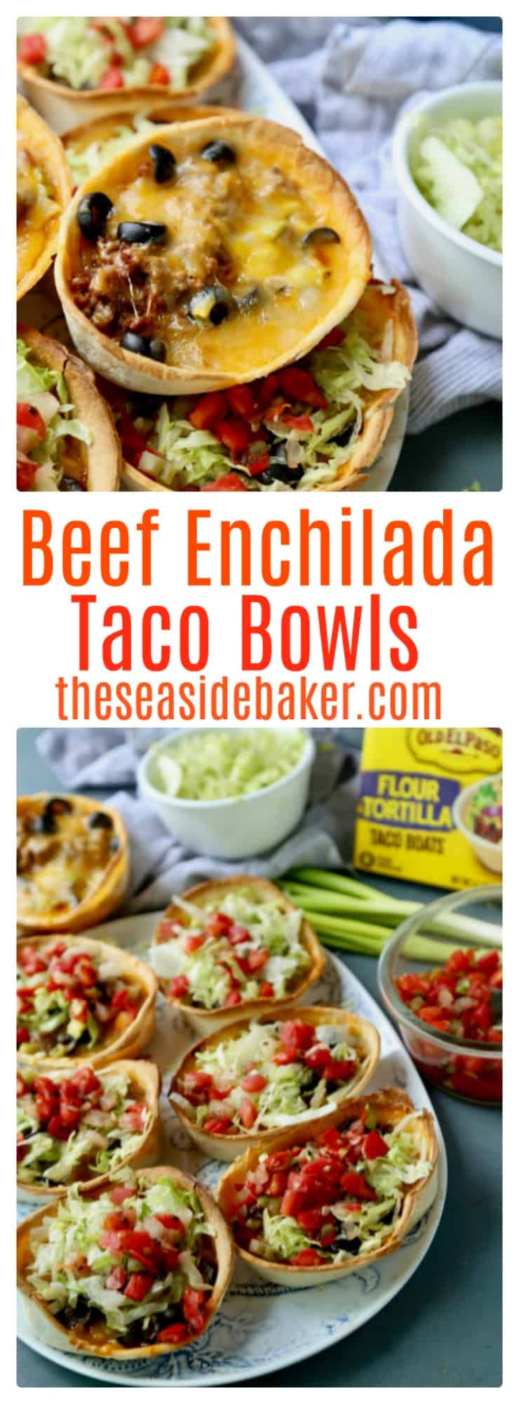 These Beef Enchilada Boats are easy to make and perfect for Sunday Football munching! #footballfood #superbowlrecipes #superbowlfood #footballpartyfood #tacorecipes #enchiladas #appetizer #mexicanfoodrecipe