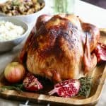 Apple Thyme Roasted Turkey-5