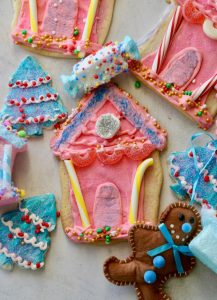 Candy Land Sugar Cookies- Baking on a Budget