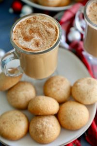 Dirty Chai Latte- NANCY'S Petite  Stuffed Bagels