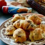 Ham & Cheese Dinner Rolls- With Video