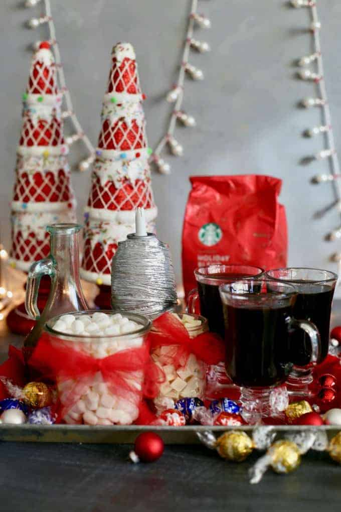 Holiday Coffee Bar