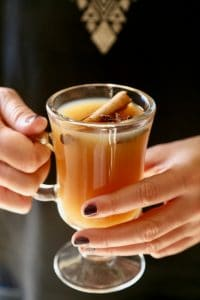 Hot Apple Pear Cider- Warm up this Winter
