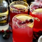 Cranberry Orange Hard Lemonade- Video