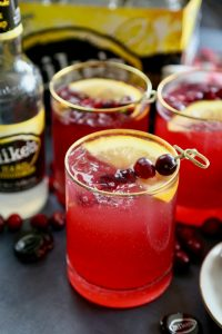 Cranberry Orange Hard Lemonade- Video