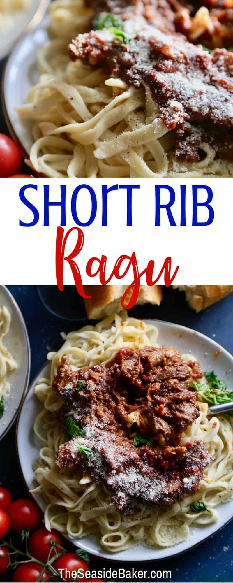 Short Rib Ragu