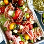 Antipasto Pesto Skewers