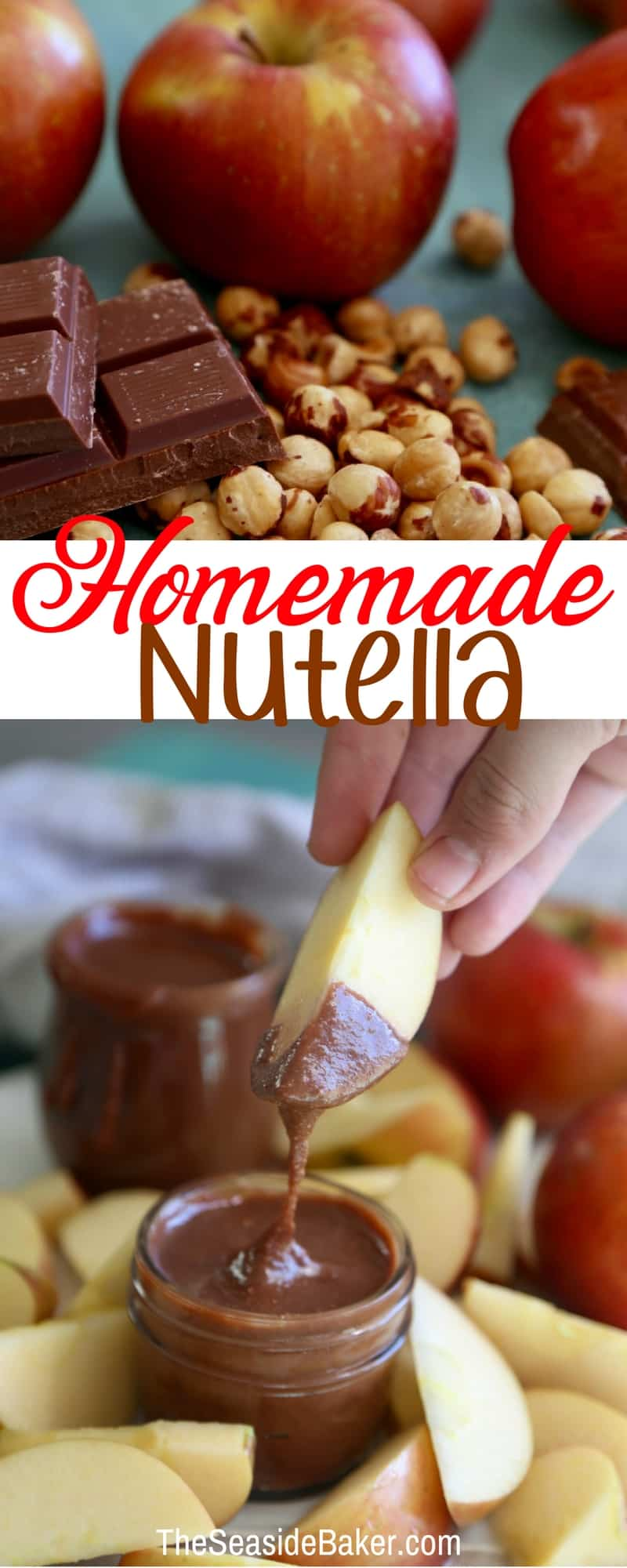 delicious easy to make homemade nutella