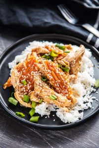 Instant Pot Teriyaki Chicken